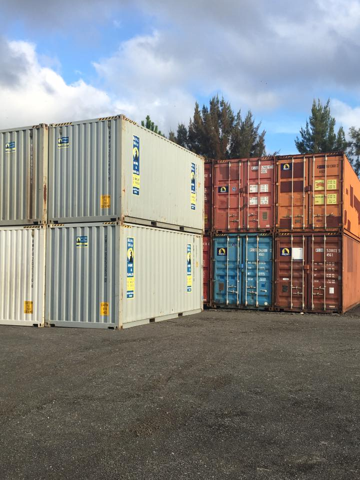 40foot containers